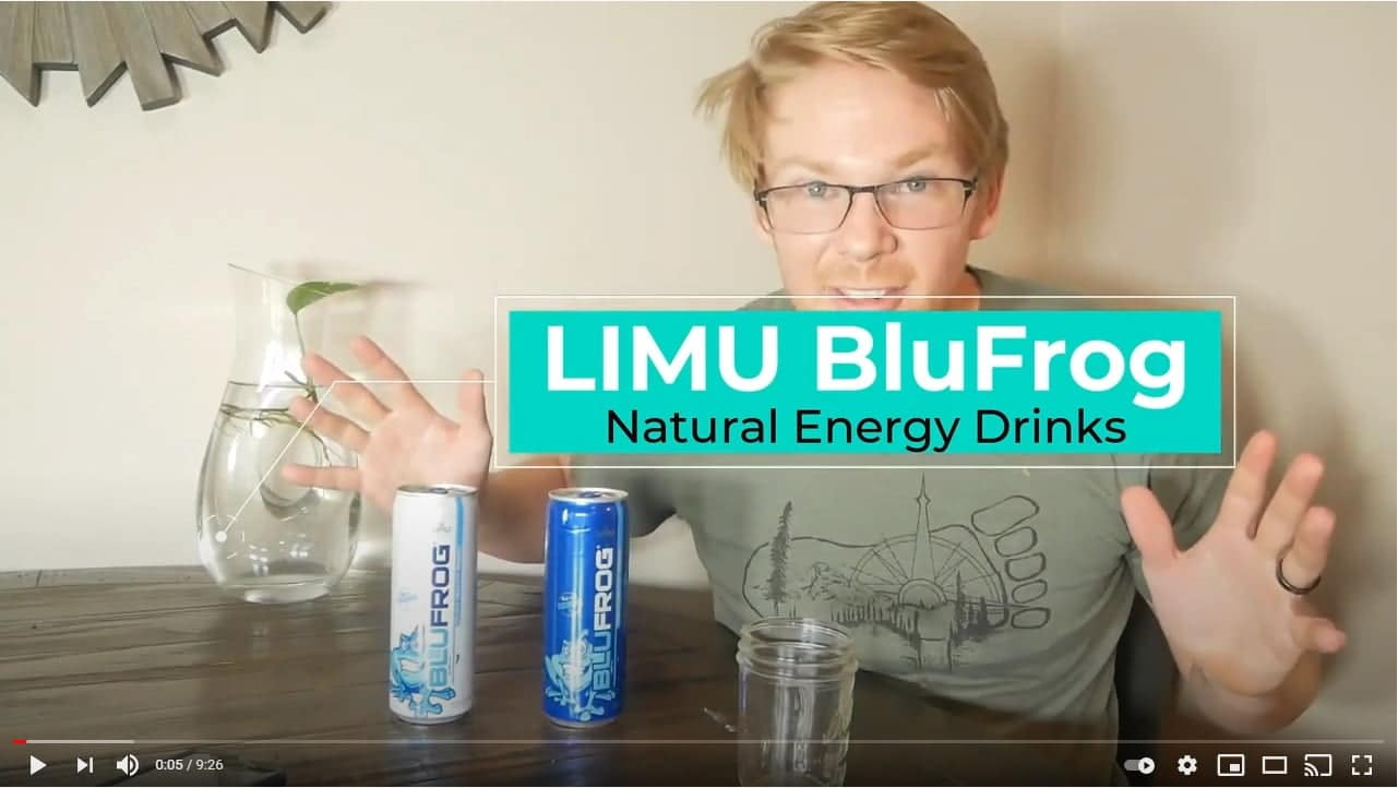 Limu BluFrog YT Cover