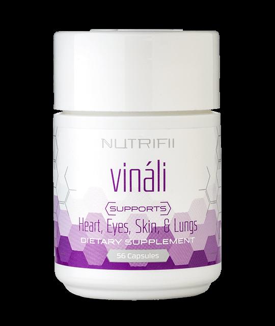 Vinali by Nutrifii Ariix supplement product image