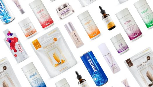 graphic of all ariix products